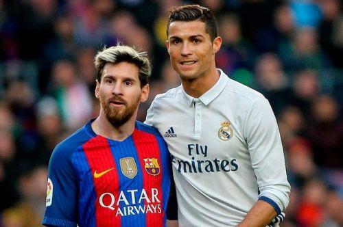 Ronaldo Messi FIFA BEST