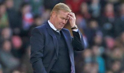 Ronald Koeman has no answers to Everton's current woes