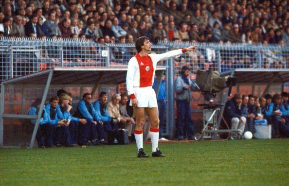 Johan Cruyff truly made football the