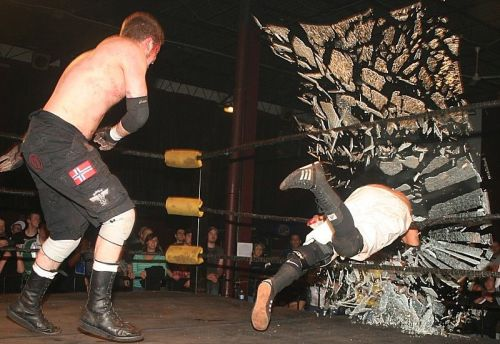 A common sight in Deathmatches