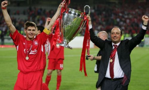 This year is a great chance for Liverpool to win another Champions League.