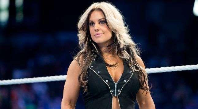 Кейтлин возвращается в WWE