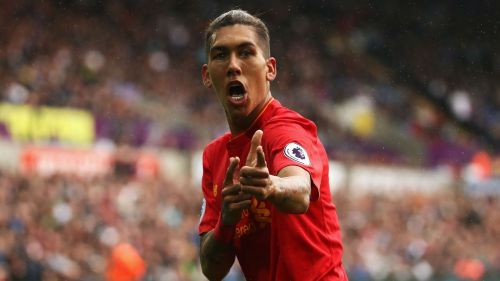 Firmino is one of Klopp's favourite players at Liverpool