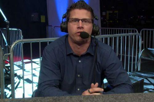 Josh Matthews appears to believe that GFW is moving forward