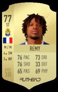 Remy's FUT 18 card