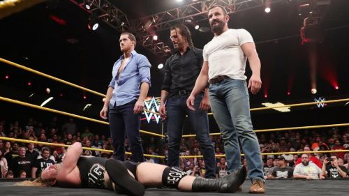 5 reasons nxt not on television undisputed era