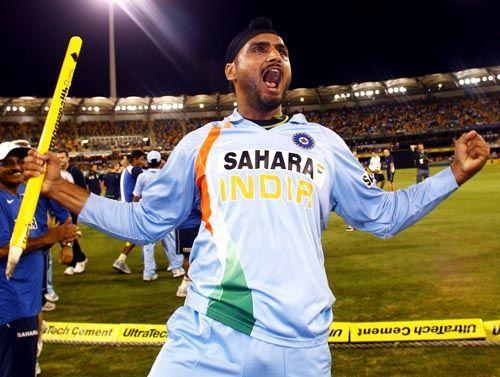 Image result for Harbhajan Singh ODI vs Australia