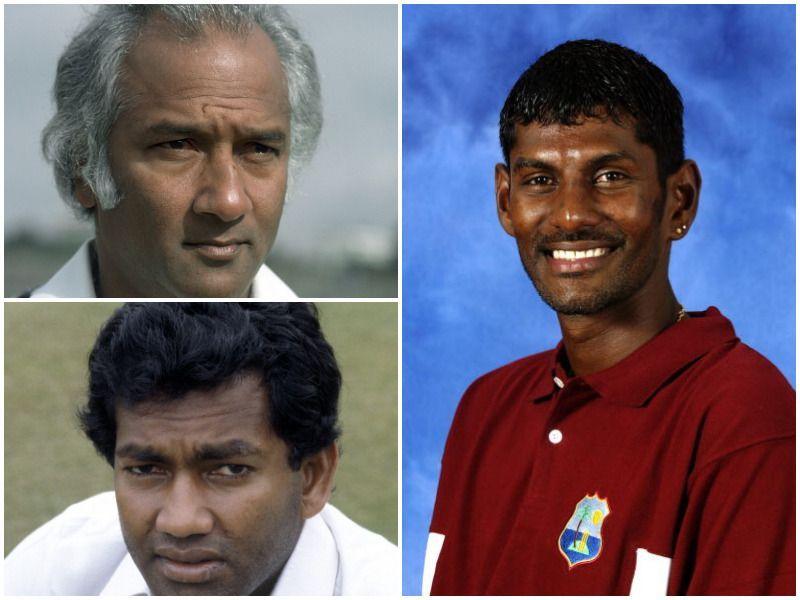 Mahendra Nagamootoo is the nephew of Rohan Kanhai as well as Alvin Kallicharan