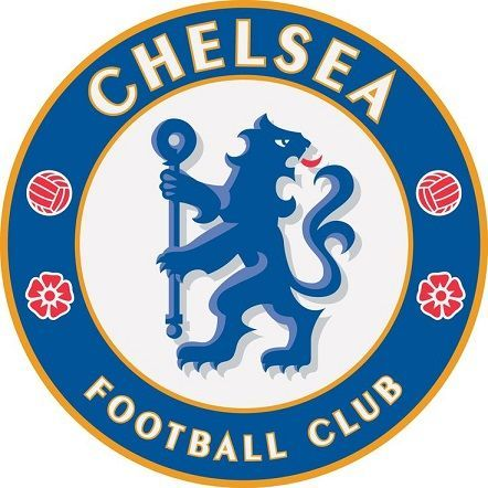 The current Chelsea badge.