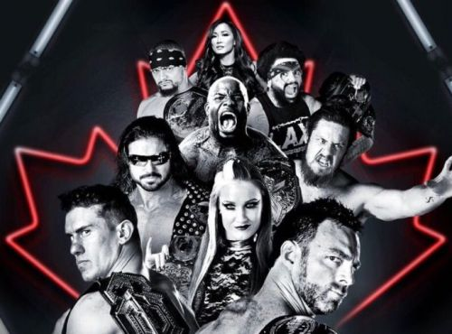 Bound for Glory seems to be heading to Canada this November
