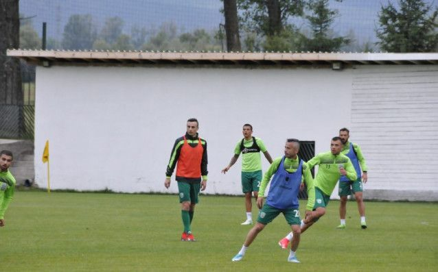 Berbatov is close to getting back to his best shape ahead of ISL-4