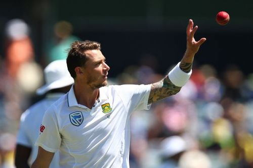 Steyn is on the verge of making an eagerly anticipated comeback