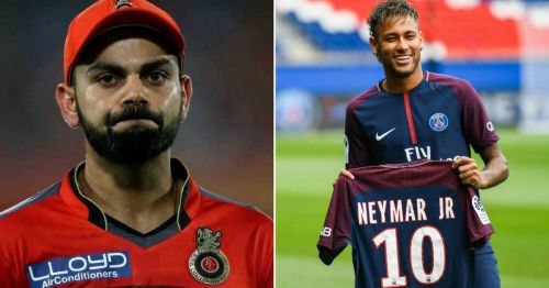 When IPL meets club Football....