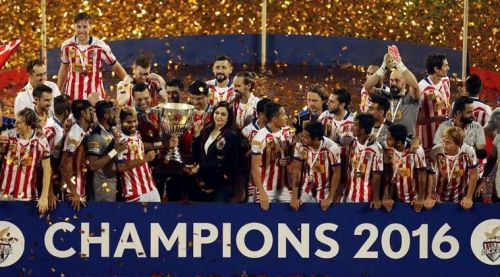 Champions ATK will start their title defence on the opening day