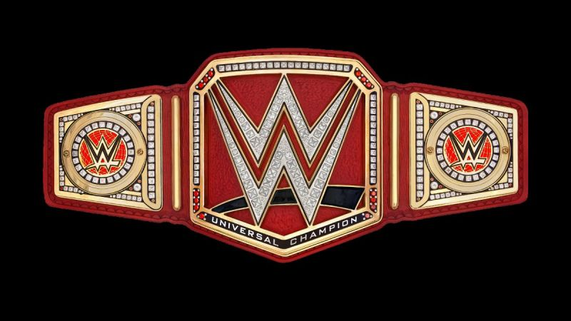 5 redesigns for WWE Universal Championship title belt