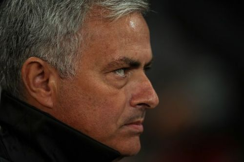 Jose wore a determined look on his face this past mid-week