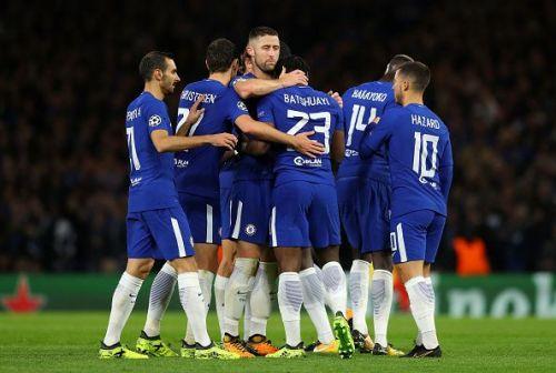 Chelsea hardly broke a sweat in beating Qarabag