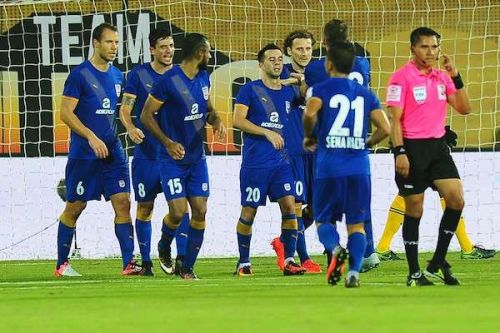 Mumbai city FC starts off their ISL-4 campaign on 19th November