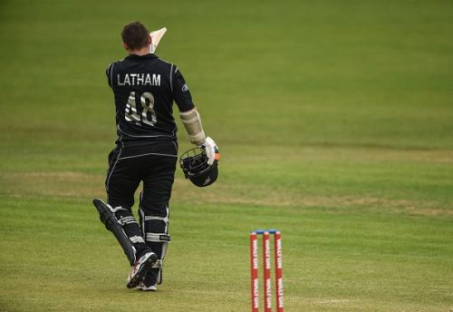Tom Latham is currently not a part of the Kiwi side