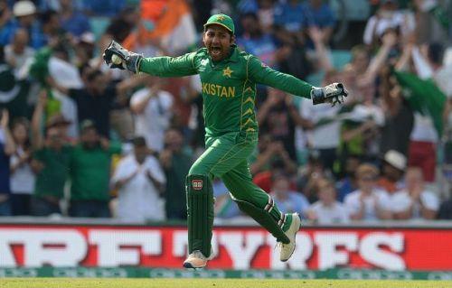 Sarfraz Ahmed is leading Pakistan into a new era