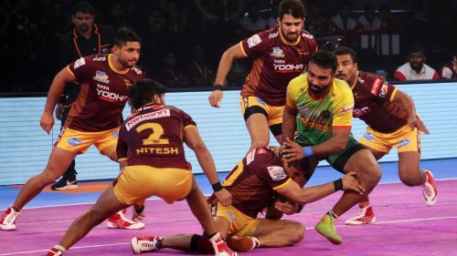 The UP side defeated the Patna Pirates in their last match