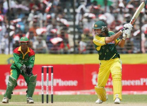 Bangladesh v Australia - 2nd ODI