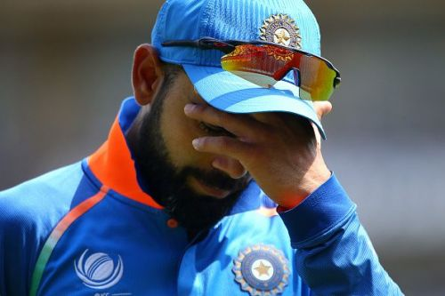 Virat Kohli has already been ousted for a duck twice this year in 19 ODI innings