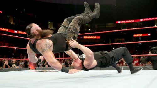 Will Brock Lesnar be able to check Braun Strowman into Suplex City at No Mercy?