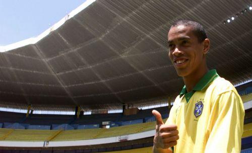Ronaldinho at the 1997 U-17 World Cup