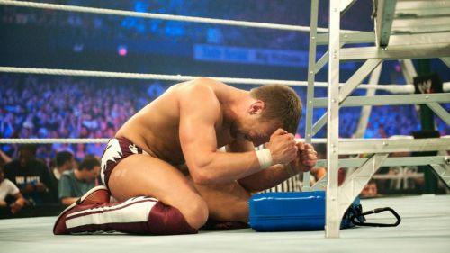 Daniel Bryan wins Money in the Bank