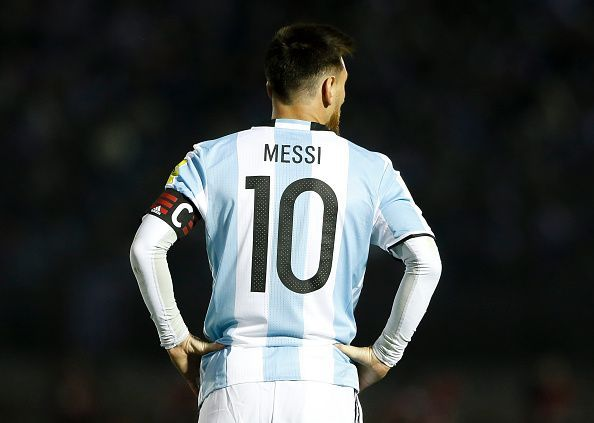 South America World Cup Qualifying Standings  Will Argentina qualify for  the 2018 World Cup  53384c497