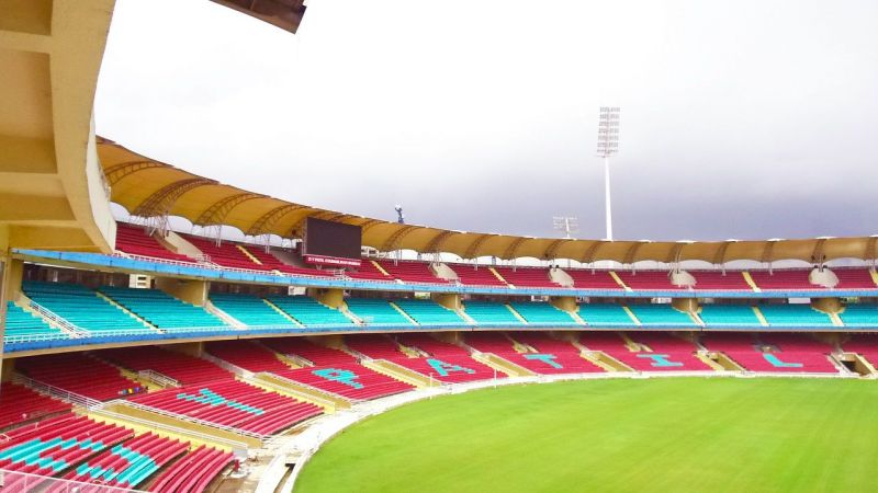 Fifa U World Cup  Stadium Watch Exclusive Images Of The Venues Getting Ready For The Event
