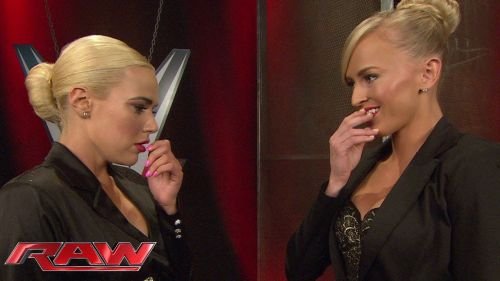 Summer Rae (Right) refuses to let her WWE release bring her spirits down