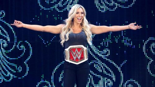 Charlotte is former four time Raw Women's Champion