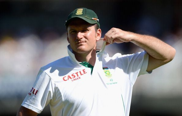 England v South Africa: 1st Investec Test - Day Five