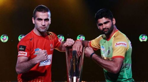 The Gujarat Fortunegiants and the Patna Pirates are set to take each other on in the Pro Kabaddi League final.