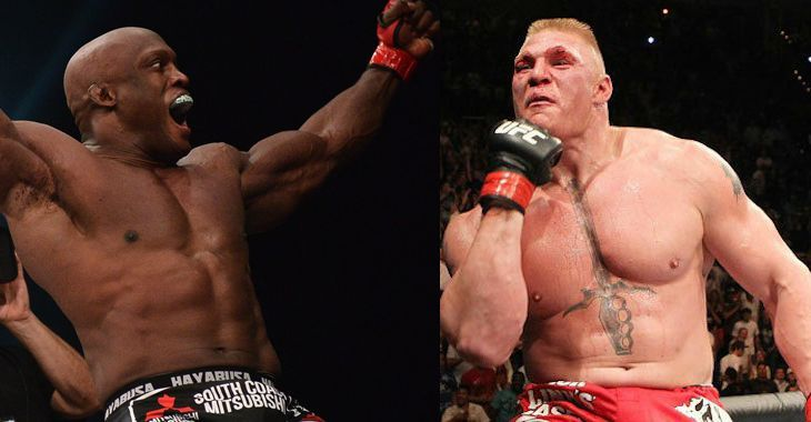 Lashley could not become the next Brock Lesnar