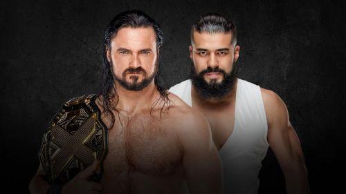Andrade Almas will get a shot at the NXT Championship on November 18