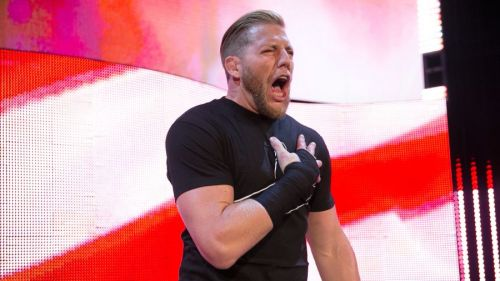 Jack Swagger left the WWE in March