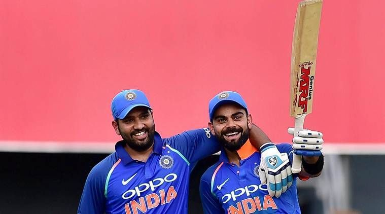 Image result for Kanpur ODI: India captured New Zealand by six runs to beat 2-1 on green series.