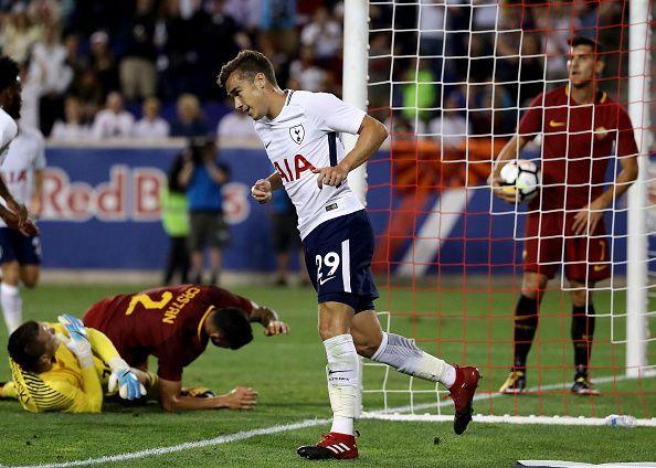 International Champions Cup 2017 - Tottenham Hotspur v AS Roma