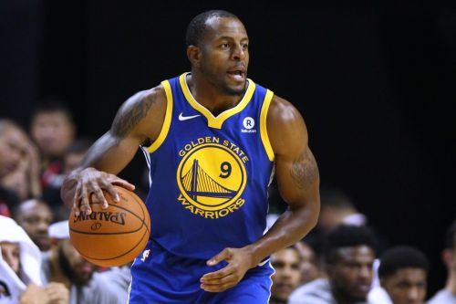 Andre Iguodala was a crucial re-sign for the Warriors this summer