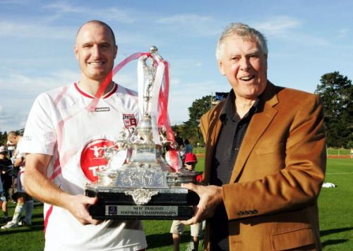 NZFC Final - Waitakere v Wellington
