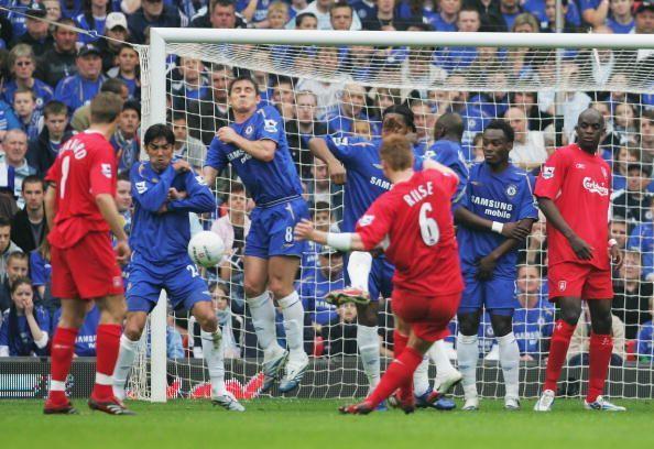FA Cup Semi Final: Liverpool v Chelsea