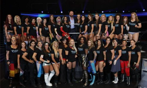 The Mae Young Classic competitors