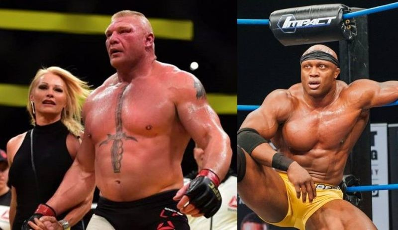 Wwe News Bobby Lashley Comments On A Possible Match With