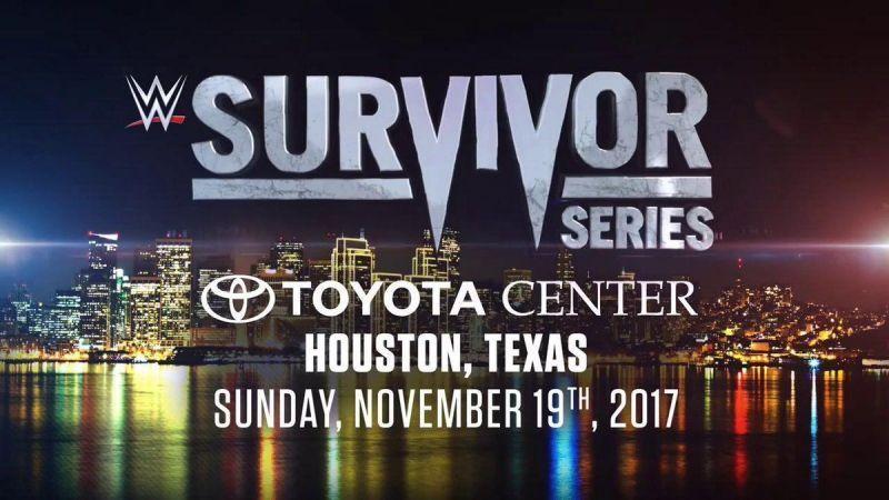 Image result for WWE Survivor Series (2017)