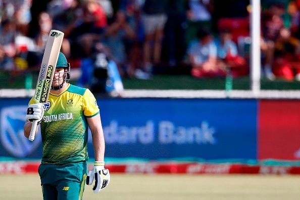 Miller only had a solitary T20 fifty before his whirlwind knock against Bangladesh