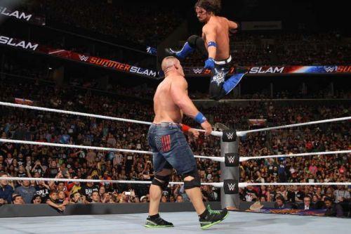 Cena and Styles