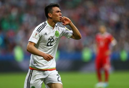 Mexico v Russia: Group A - FIFA Confederations Cup Russia 2017